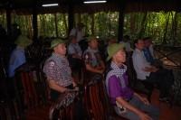 ĐOÀN BỘ TƯ LỆNH QUÂN KHU 2 CAMPUCHIA  ĐỊA ĐẠO CỦ CHI 29.10.2017