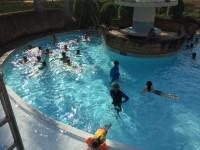 Hồ bơi - Địa Đạo Củ Chi