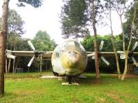 Chiếc máy bay vận tải C-130 (Lockheed C-130 Hercules)