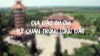 Địa đạo củ chi qua chương trình check in - Việt Nam