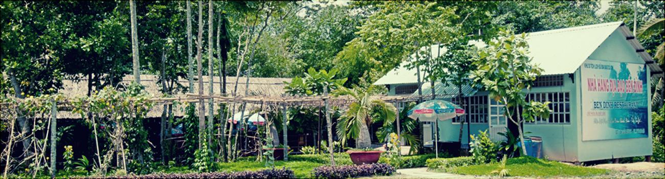 Dịch Vụ - Nhà hàng Bến Đình