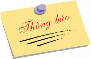 Thông báo về việc ký hợp đồng thuê căn nhà 828/11 ( số cũ: 828/13) đường Trường Chinh, Phường 15, Quận Tân Bình