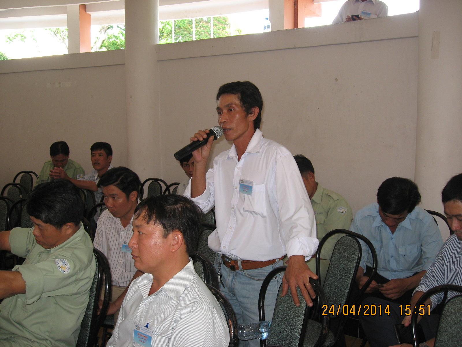 Đại hội đại biểu CNVC 2014