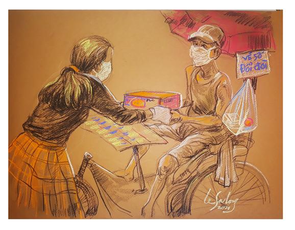 """Triển lãm tranh, ảnh chủ đề """"Việt Nam - Niềm tin chiến thắng"""""""