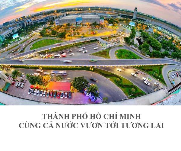 """Triển lãm """"Thành phố Hồ Chí Minh  cùng cả nước vươn tới tương lai"""""""