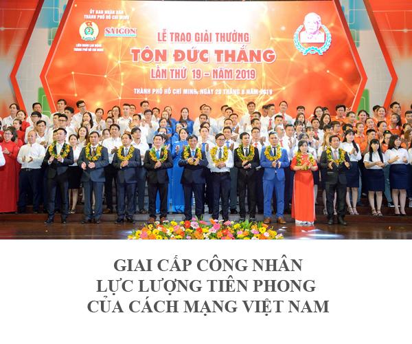 """Triển lãm """"Giai cấp công nhân – Lực lượng tiên phong của Cách mạng Việt Nam"""""""