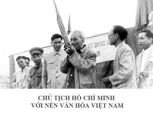 """Triển lãm """"Chủ tịch Hồ Chí Minh với nền văn hóa Việt Nam"""""""