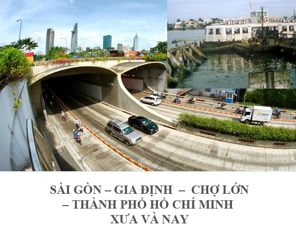 """Triển lãm """"Sài Gòn – Gia Định  –  Chợ Lớn – Thành phố Hồ Chí Minh xưa và nay"""""""