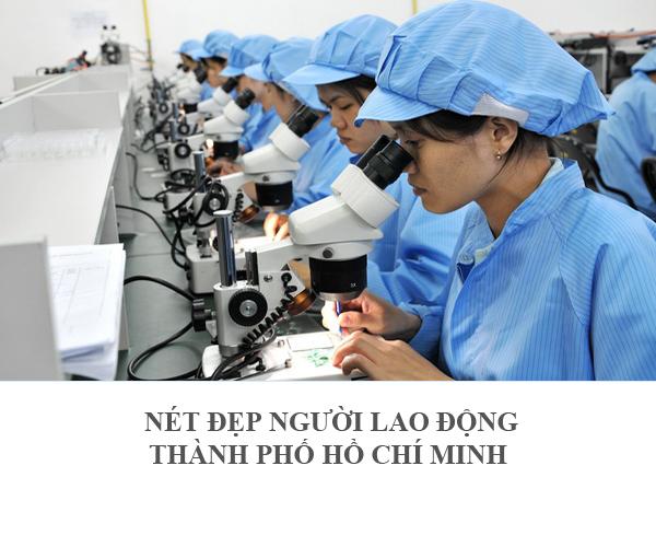 Nét đẹp Người lao động Thành phố Hồ Chí Minh